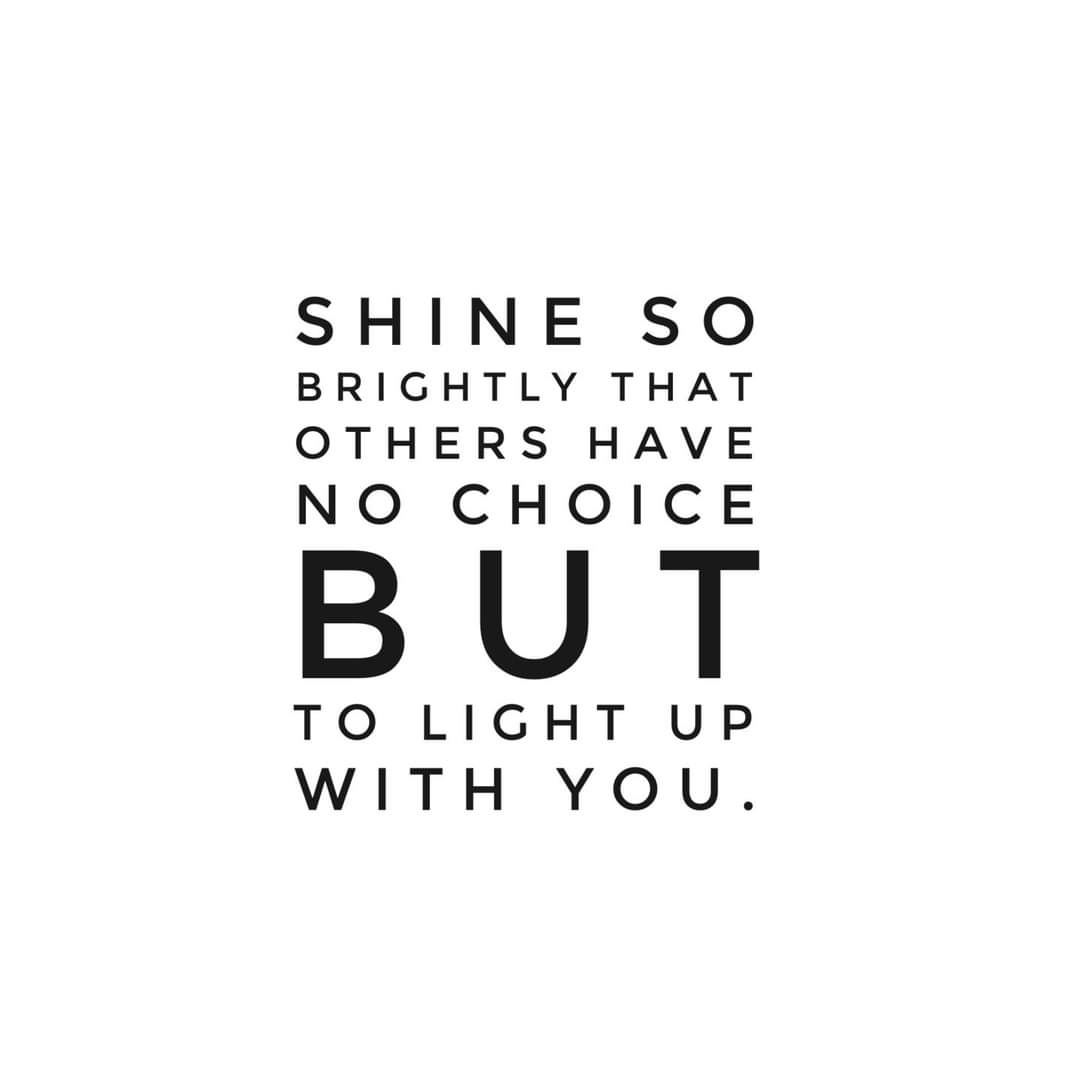 Keep Shining!