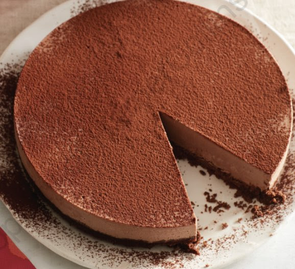 Dr G's Guilt-Free Chocolate Cheesecake